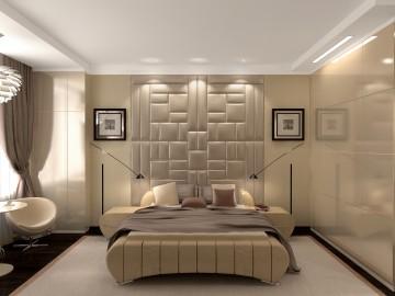 1 Спальня А и С