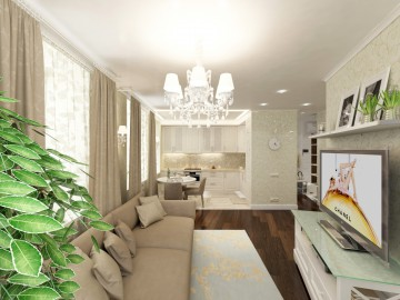 Nelly_Home Livingroom - 1